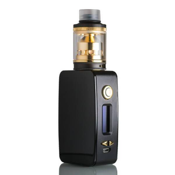 Wake LittleFoot 60W TC Starter Kit (Black Panel) - Cheap Vape Juice - East Coast Vape Distribution