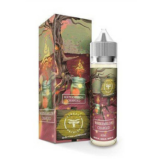 Watermelon Charged Electric Lemonade by Firefly Orchard eJuice - ECVD