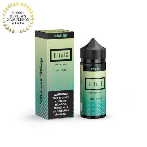 Wet N Wavy Rivals by OneUp Vapors - Cheap Vape Juice - East Coast Vape Distribution