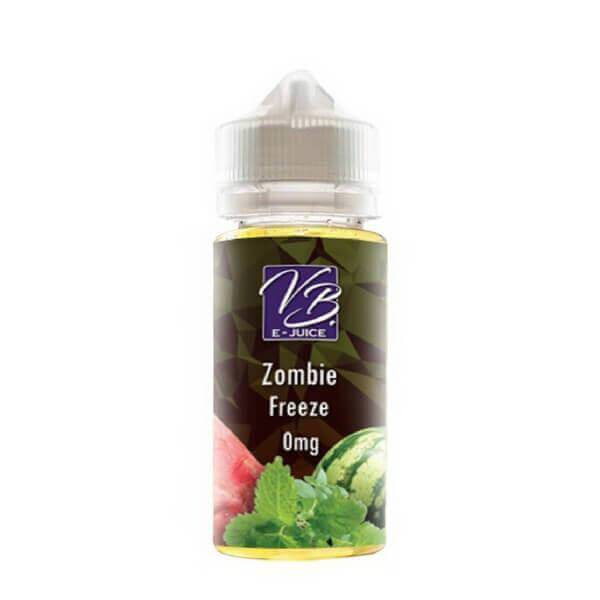 Zombie Freeze by VB E-Juice - Cheap Vape Juice - East Coast Vape Distribution