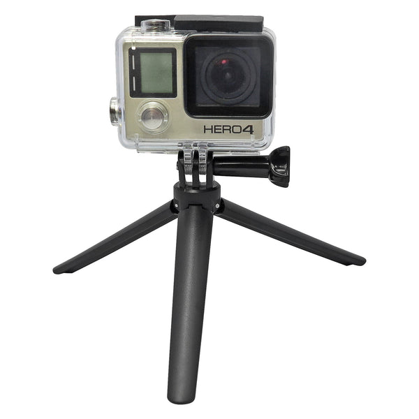 3way Mount Stang for GoPro Hero 8, 7, 6 5 4 3 2 og Session **BESTSELGER**