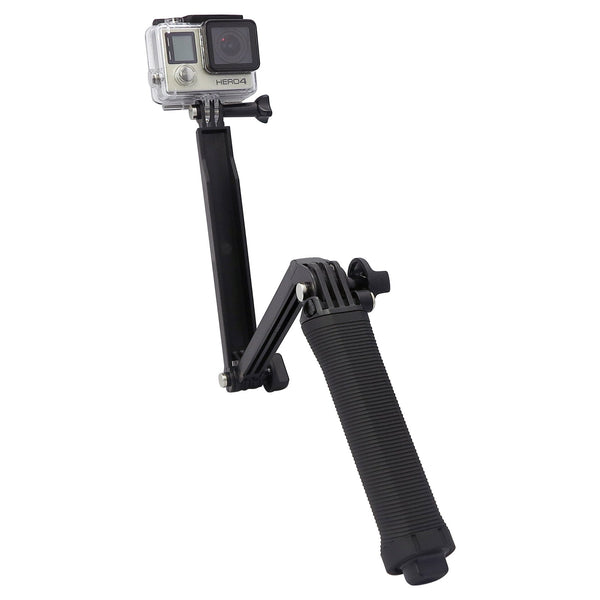 3-way monopod for gopro