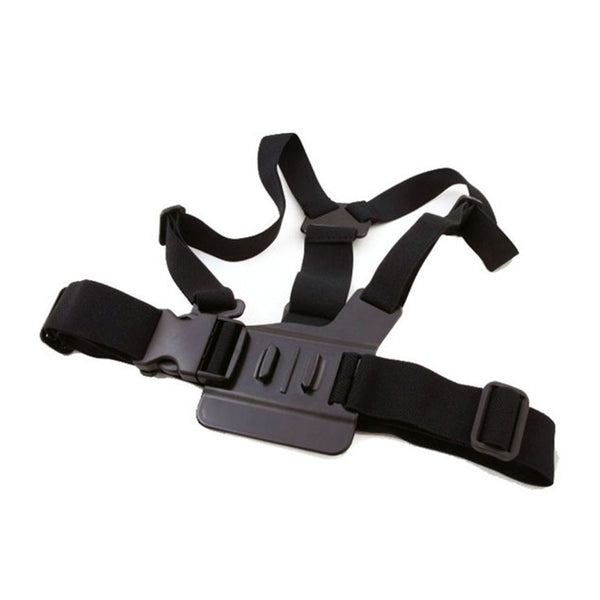 "Chest mount / brystsele / ""chesty"" for GoPro"