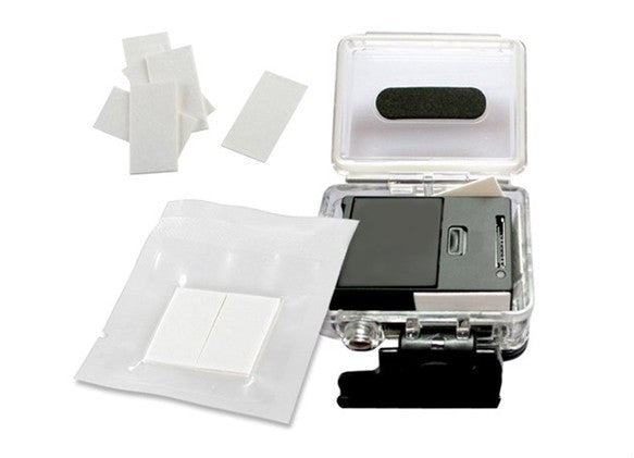 Anti-fog insert for GoPro actionkamera housing