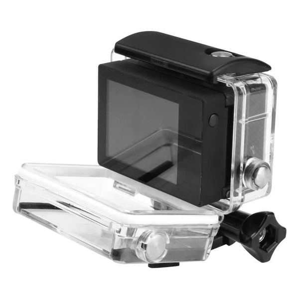 Gopro LCD version Backdoor with button for Hero 3+/4