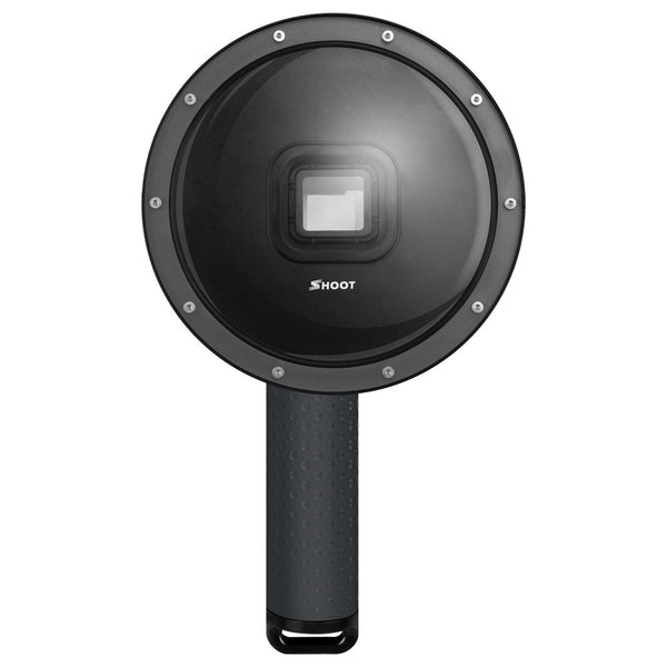 Dome Port for GoPro 7, 6 og HERO 5 Black
