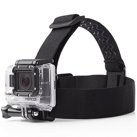Head Mount - Hodefeste for Gopro