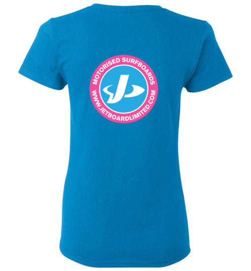 Jetboard Limited Official T-shirt Ladies
