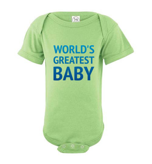 World's greatest baby