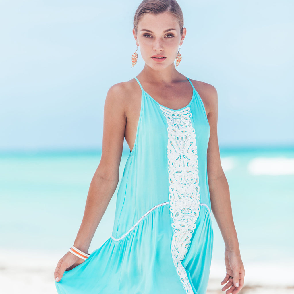 Perfect for Paradise | Alentejo Maxi Dress