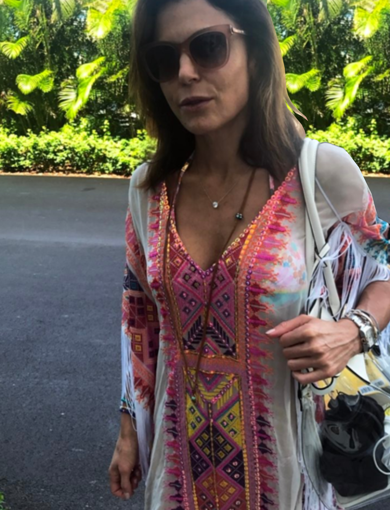 Bethenny Frankel Resort Style Taj by Sabrina