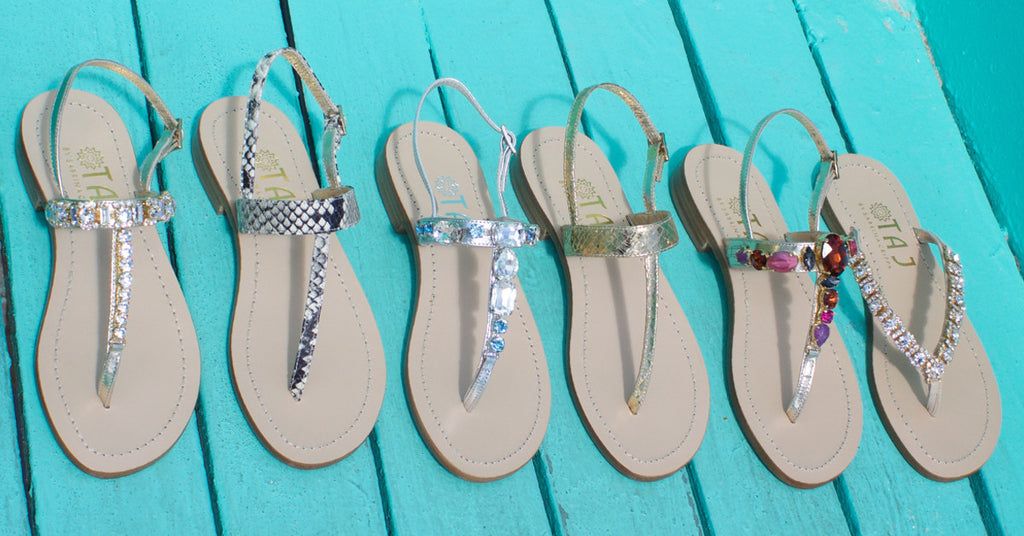 40% Off All TAJ Sandals