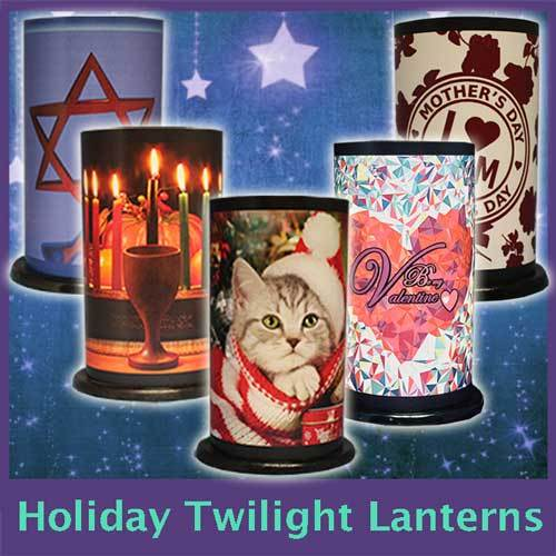 July 4th Twilight Lanterns