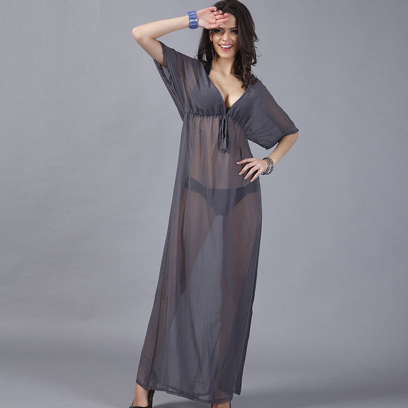 Sarongs Chiffon Coverup