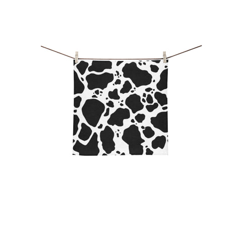 Cow Print Hand Towel Lifestyle