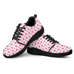 Pig Face Athletic Sneakers