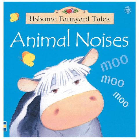 Animal Noises Board Book by Stephen Cartwright