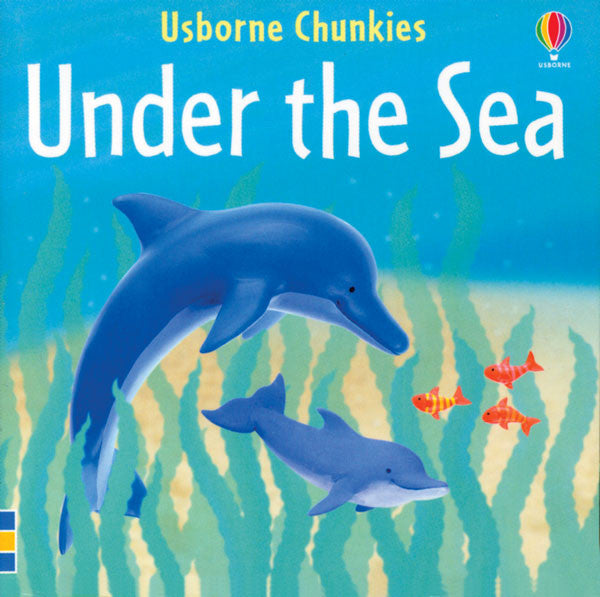 Under the Sea Chunky Board Book by Jo Litchfield