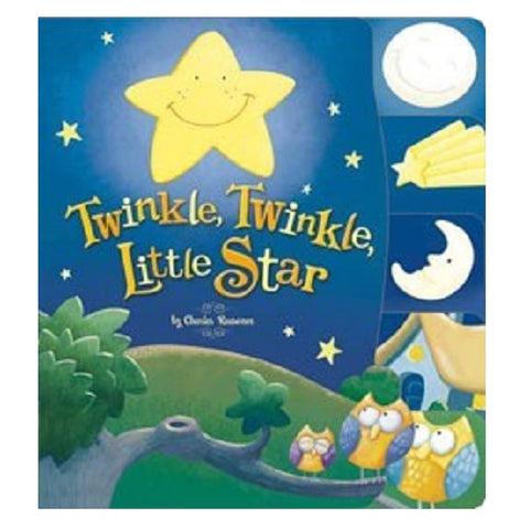 Twinkle, Twinkle, Little Star by Charles Reasoner Illustrated by Marina Le Ray