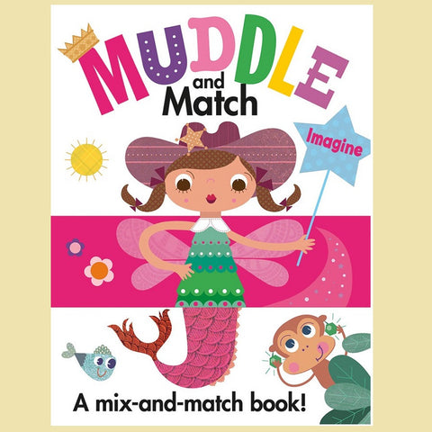 Muddle and Match: Imagine by Stephanie Hinton