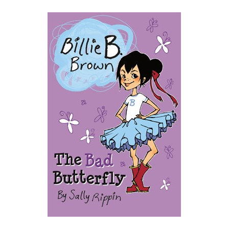 Billie B. Brown, The Bad Butterfly