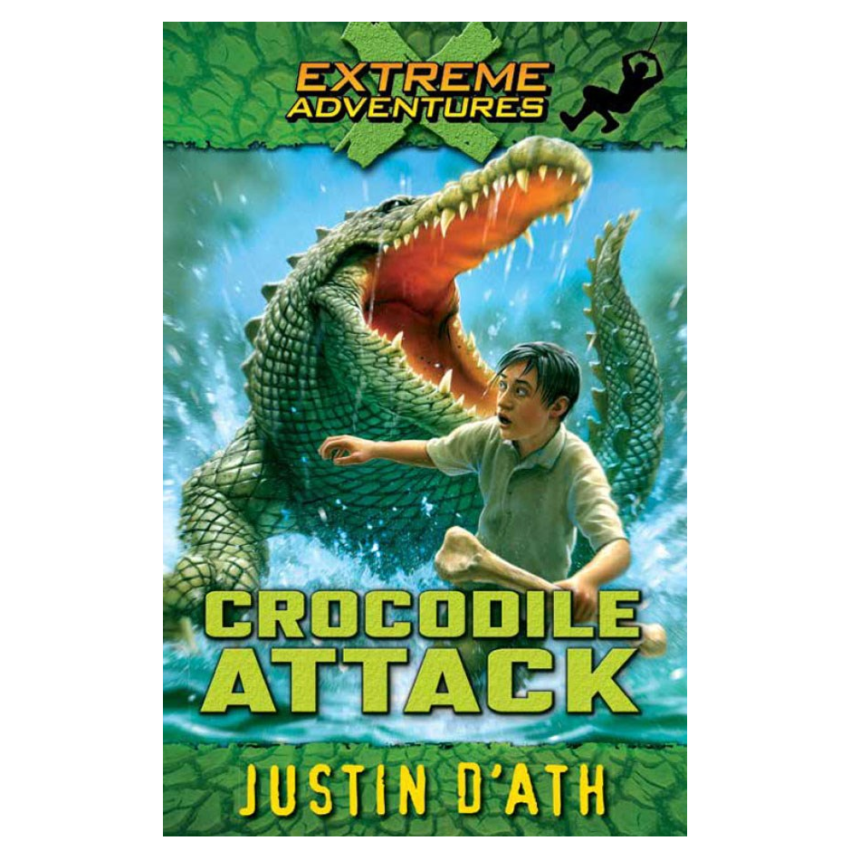 Extreme Adventures: Crocodile Attack by Justin D'Ath