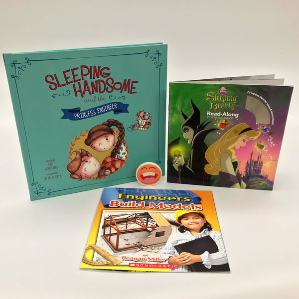 6-month Goldilocks Book Pack