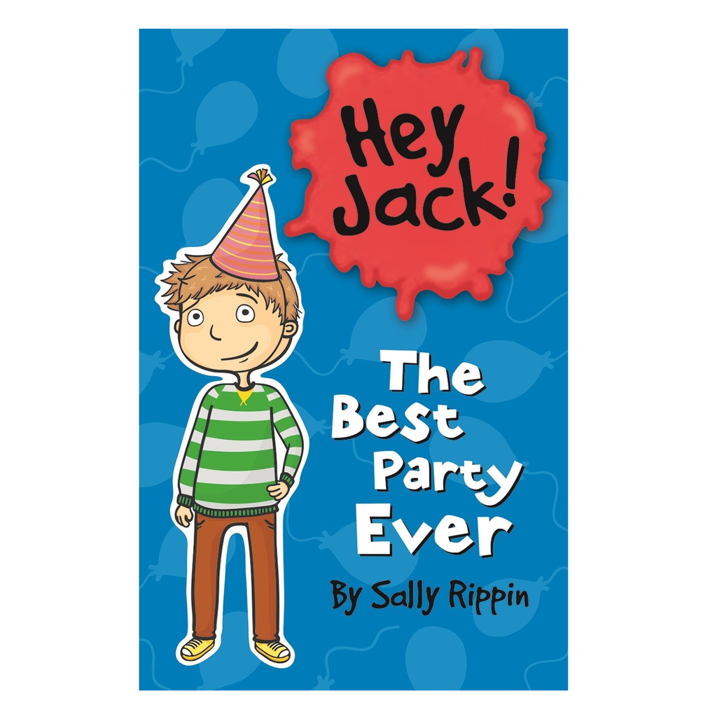 Hey Jack! The Best Party Ever!
