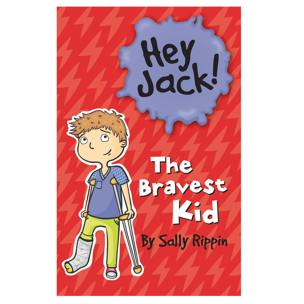 The Bravest Kid by Sally Rippin