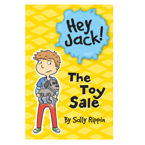 The Toy Sale by Sally Rippin