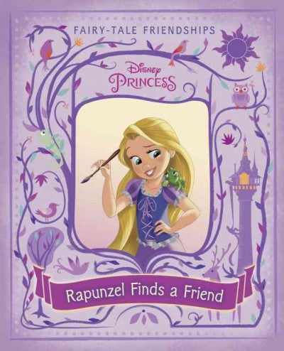Rapunzel Finds a Friend by Ella Patrick and Jeffrey Thomas