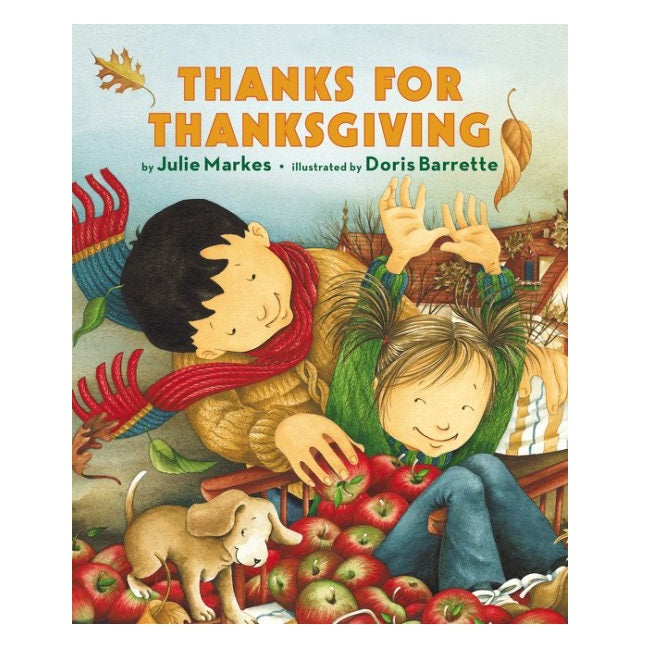 Thanks for Thanksgiving by  by Julie Markes and Doris Barrette