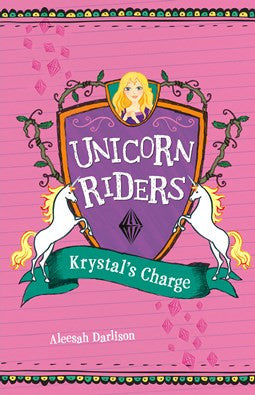 Krystal's Charge by Aleesah Darlison Illustrated by Jill Brailsford