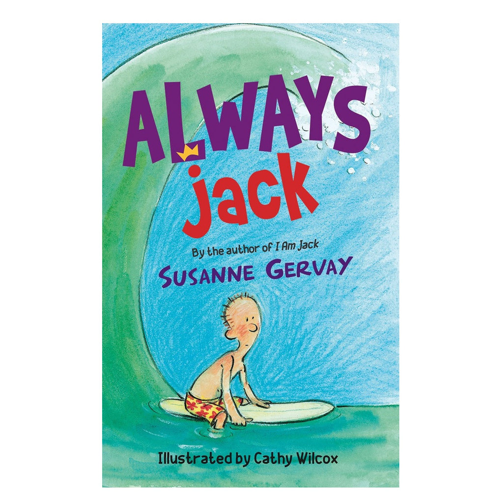 Always Jack by Susanne Gervay