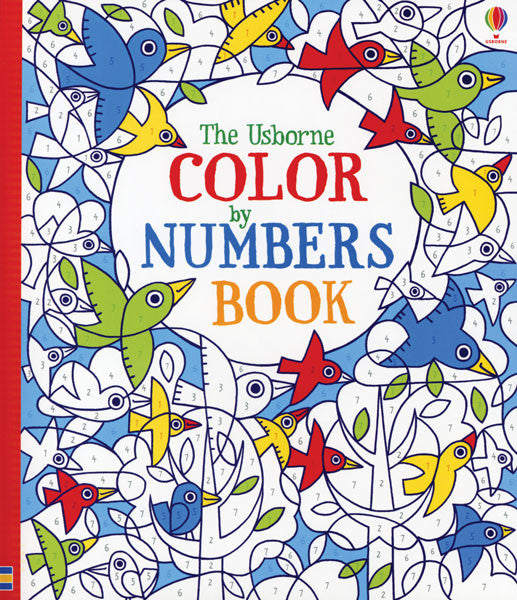 Colors by Numbers by Harrison E.