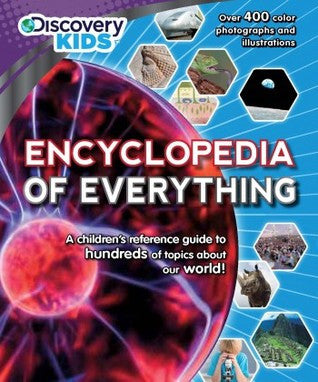 Encyclopedia of Everything by Parragon Publishing