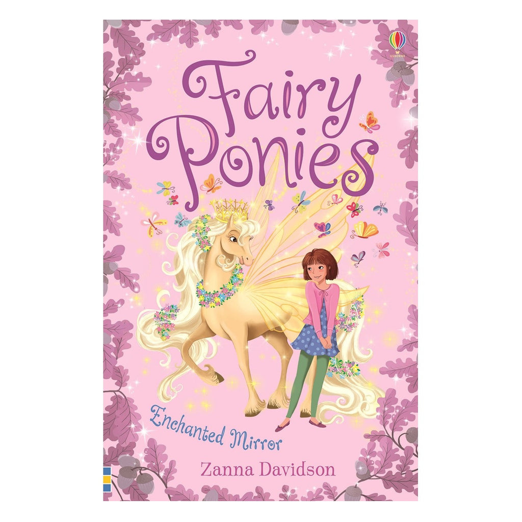 Fairy Ponies: The Enchanted Mirror by Zanna Davidson