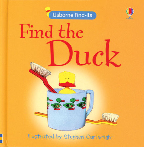 Find the Duck by Roxbee Cox