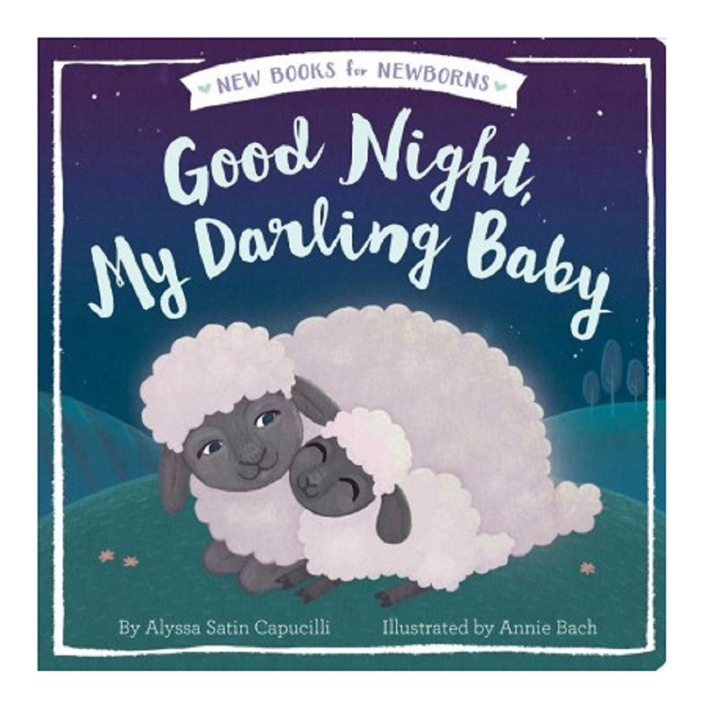 Good Night, My Darling Baby by Alyssa Satin Capucilli and Annie Bach