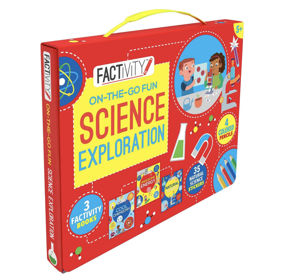 On-the-go Fun Science Exploration
