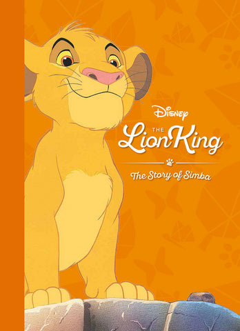 Disney Lion King The Story of Simba