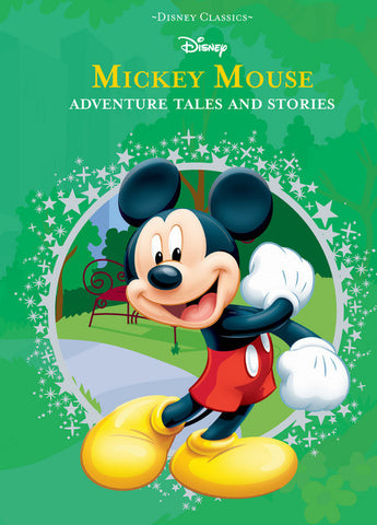 Disney Mickey Mouse Adventure Tales and Stories