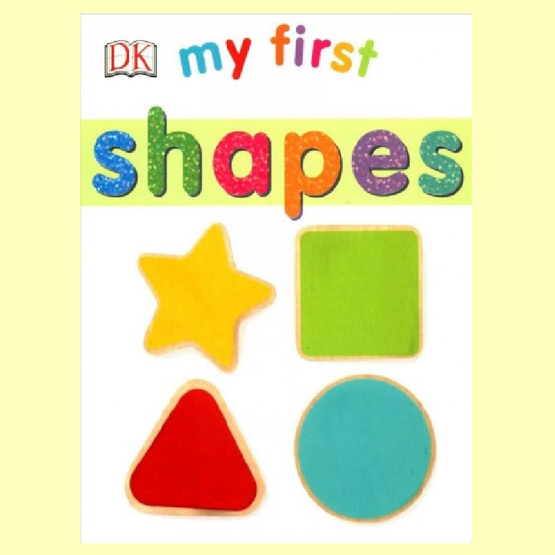My First Shapes by Violet Peto