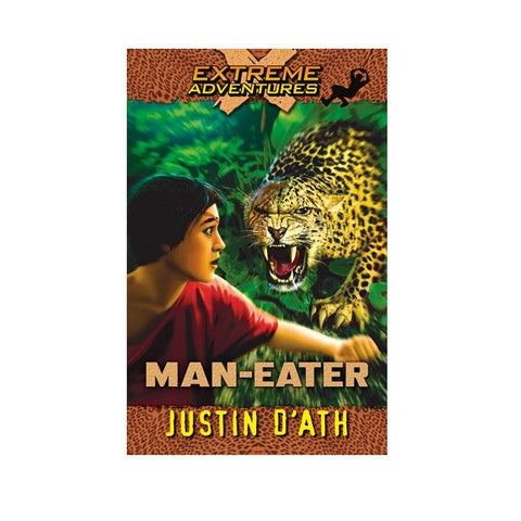 Extreme Adventures: Man-Eater by Justin D'Ath