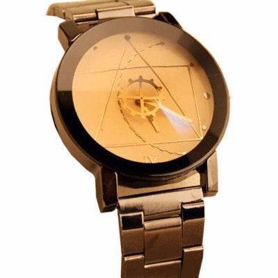 Accessory Retail - Luxury Quartz Watch