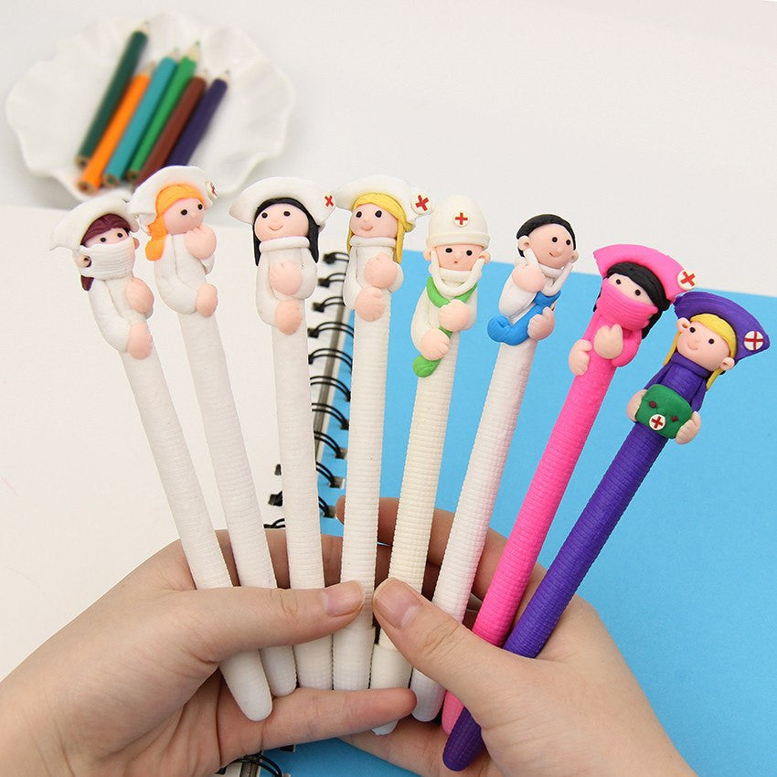 Gift - Cute Nurse Ball Pens