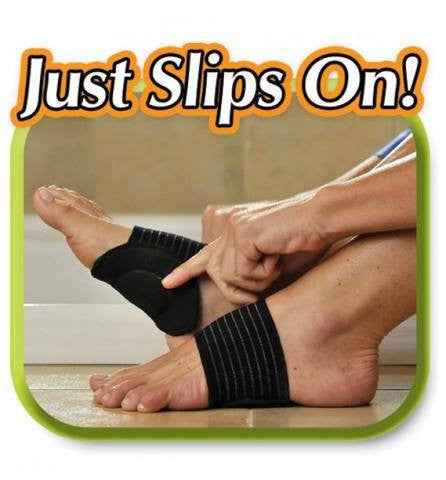 Health - Strutz Arch Supports - #1 Relief For Achy Feet