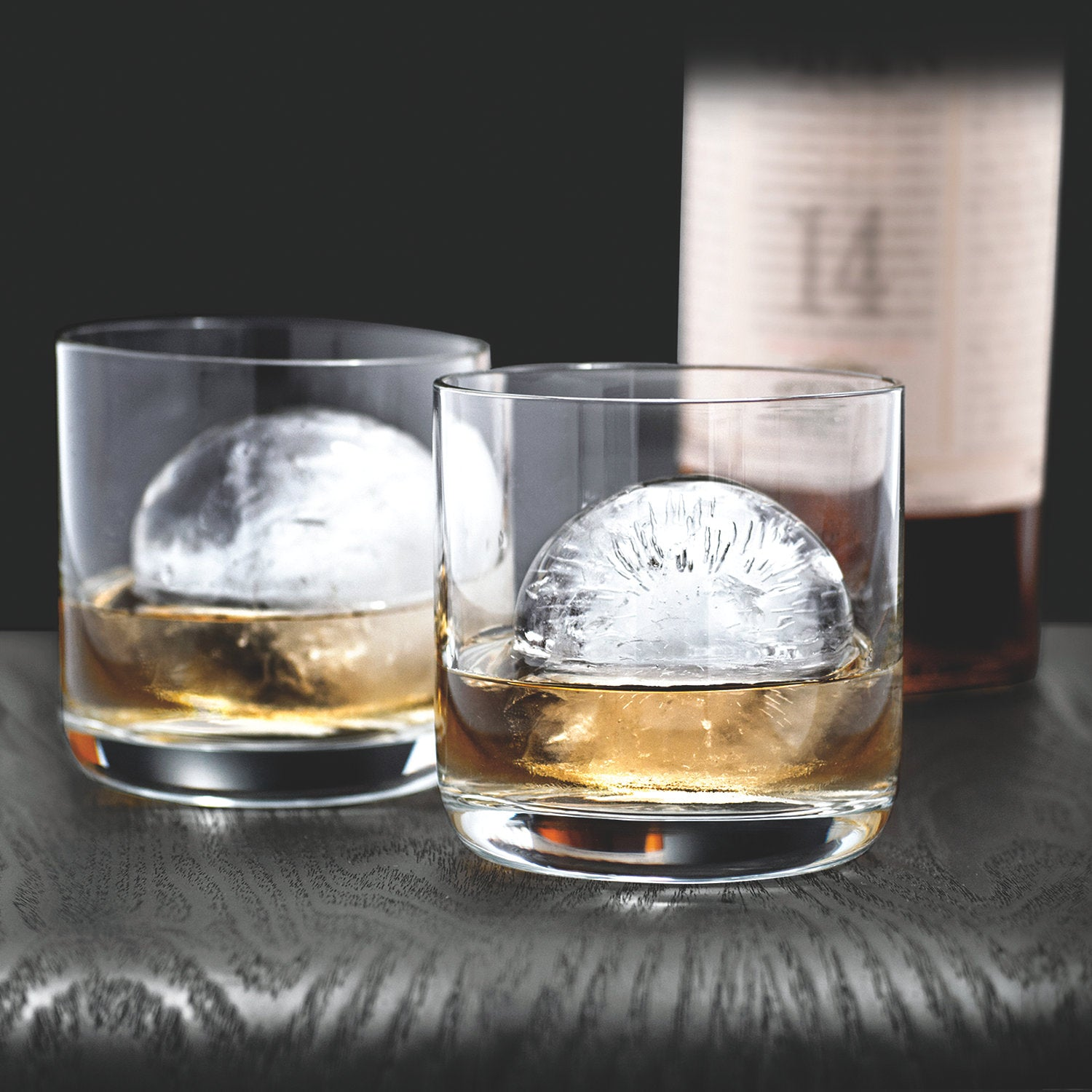 Cocktail Sphere Molds