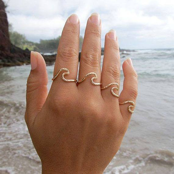 Jewellry Offer - Wave Ring