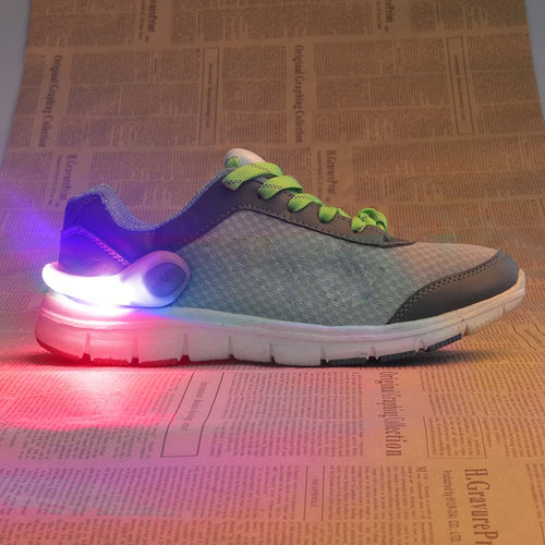 Night Safe Running Shoe Lights